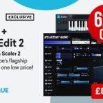 Plugin Boutique Scaler 2 + iZotope Stutter Edit 2 Bundle Sale (Exclusive)_5fff1994c25a8.jpeg