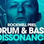 Loopmasters released Rockwell – Drum & Bass Dissonance_6037aa94cb4cb.jpeg