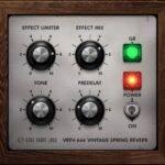 Fuse Audio Labs VREV-666 GUI
